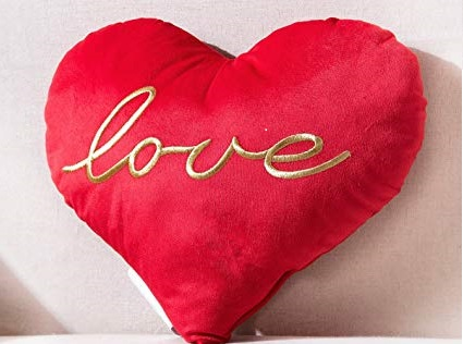 Heart pillow (14