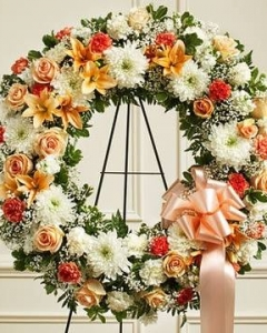 Final Moments Wreath