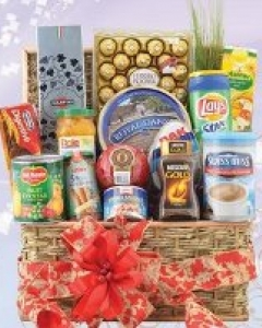 Love Christmas Basket