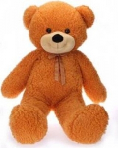 3ft brown teddy