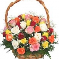 3 dozen Garden Party Basket